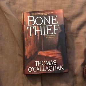 The Bone Thief by Thomas O'Callaghan book